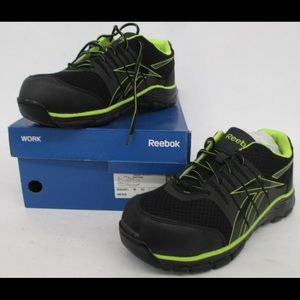 NWT Men's Arion Reebok RB4501 Safety Shoe Size 10